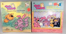 Vintage 1988 Purr-tenders paperback book set of 2