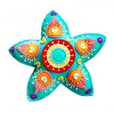 Kleiber Filzbastel-Set  mit  Zubehör zum Selbstbasteln Mandala Blüte  93176