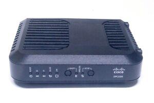 CISCO DPC2320 Cable Modem Wireless Router 802.11n Gateway Ethernet #4040530