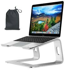 More details for lume (uk) laptop stand, ventilated riser for laptops and macbooks with carry bag