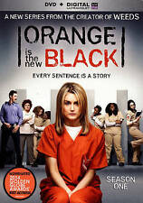 Orange Is The New Black: Season 1 [DVD + Digital] by