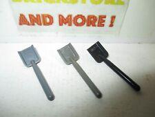 Lego - Minifigure Utensil Shovel 3837 - Choose Quantity & Color