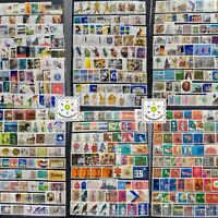 Germany Stamp Collection MNH - 1000 Different per Lot in Full Sets and Singles