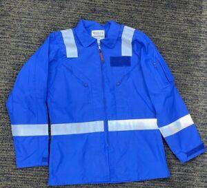Nomex Jacket Royal Blue (#5) Size: 100R