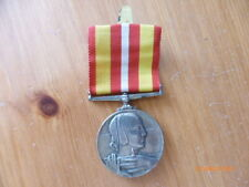 More details for long and efficient service medal marked k bailey