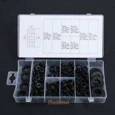 180Pc Rubber Blanking Grommet Wiring Open Closed Blind Grommets Set Assorted Kit