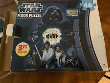 """Star Wars Puzzle 24""""x36"""" Floor Puzzle 46 Pieces"""