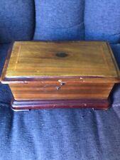 Vintage Thorens Music Box Ar 650