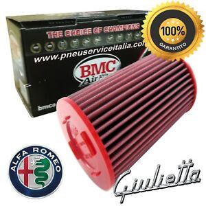 Filtro Aria sportivo BMC FB643/08 lavabile ALFA ROMEO GIULIETTA 1.6 JTDM  1.8 TB