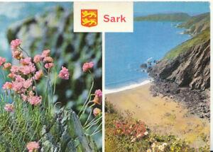 Channel Islands Postcard - Grande Greve - Sark - Ref TZ2916
