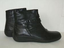 Hotter Zip Wedge Low Heel (0.5-1.5 in.) Boots for Women