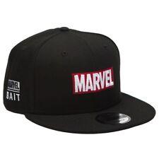 BAIT x Marvel x New Era 9Fifty Marvel Brick Black Snapback Cap black