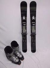 SNOWBLADES, NEW FiveForty 99cm Titan, USED Elan Bindings & Salomon R.Ent. Boots