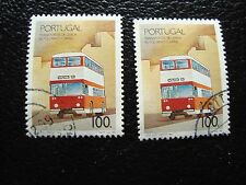 PORTUGAL - timbre yvert et tellier n° 1768 x2 obl (A28) stamp (W)