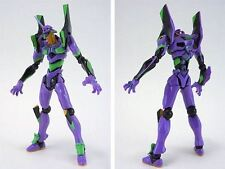 Revoltech Eva01 Miniature New Movie Version Purple Action Figure