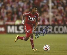 Kellyn Acosta signed FC Dallas 8x10 photo autographed Proof Team USA