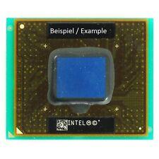 Intel pentium III processor 900mhz/256kb/100mhz sl53t socle/socket 495 portable