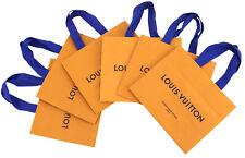 LOUIS VUITTON Empty Shopping Gift Paper Bag 6P Set Orange China Vietnam-57