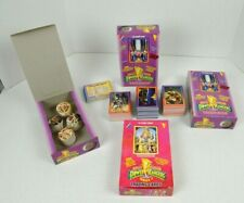 BOOSTER de 13 Cartes Cards POWER RANGERS de 1994 Dont 1 HOLO SERIE 2