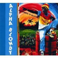"ALPHA BLONDY ""APARTHEID IS NAZISM"" CD NEW!"