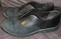 Camper Leather Casual Black Comfort Shoes Women's Sz 37 EU 7 US GUC
