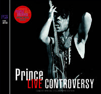 PRINCE Live Controversy Special Edition Controversy Tour 1981 1CD 1DVD Set F/S
