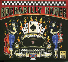 ROCKABILLY RACER - 2 CD BOX SET - PARTY DOLL, LONG GONE DADDY & MORE