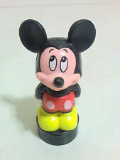 Mickey mouse Figure candy container Disney Figurine Vintage