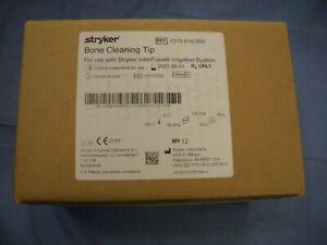12 Stryker Bone Cleaning Tip  0210-010-000 for use STRYKER INTERPULSE SYSTEM