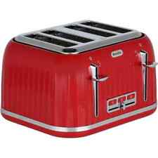 Breville VTT783 Impressions 4 Slice Toaster Red New from AO