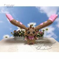 2019 Cute 18'' Digital Monster Digimon Adventure Lopmon Plush Toy Stuffed Gifts