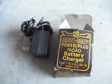 Vintage RC Accessory Aristocraft Power Plus NICAD Battery Charger NIB