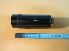 OPTICAL BEAM EXPANDER LENS 10X MAGNIFICATION LASER OPTICS BIN#21