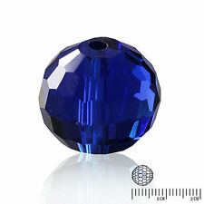 50/72/100pcs Crystal Beads Disco Ball  Necklace Jewelry Making DIY 6/8/10/12mm