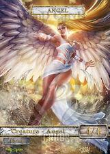 3x Angel #1 Custom  Altered Tokens MTG (for Geist of Saint Traft)