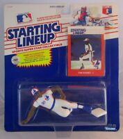 1988  TIM RAINES - Starting Lineup (SLU) Baseball Figure - MONTREAL EXPOS HOF