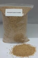 Layers Crumble Mash 2kg - Chickens Hen Food - Farmyard Layers - Fast Despatch