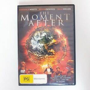 The Moment After Movie DVD Region 4 AUS Free Postage - Thriller