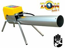 ZON Mark 4 Bird Scare Propane Cannon Wildlife Control - NEW Model -
