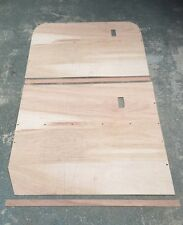 VW TRANSPORTER T5 6mm Roof Panel Plylining Ply lining Kit Camper Van XT Holes