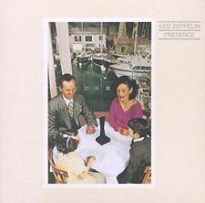 LED Zeppelin Presence 2014 Remaster 180g Vinyl LP Robert Plant Jimmy Page