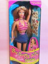 Barbie Butterfly Art Barbie unopened out of print