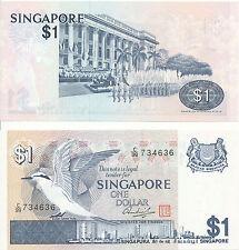 Singapur / Singapore - 1 Dollar 1976 aUNC - Pick 9