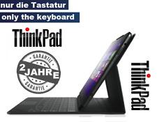 Lenovo ThinkPad Tablet 10 Tastatur+Hülle 100%ORIGINAL BRANDNEU  OVP versiegelt