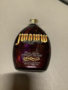 Jwoww Midnight Delight Private Reserve Dark Tanning Lotion 13.5 Oz