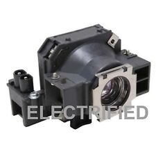 ELPLP32 V13H010L32 LAMP IN HOUSING FOR EPSON PROJECTOR MODEL EMP755