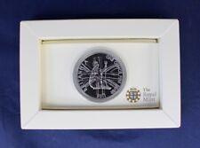 2011 Silver 1oz Britannia £2 coin in Presentation Box   (M4/46)