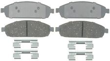 Disc Brake Pad Set-Ceramic Disc Brake Pad Front ACDelco Advantage 14D1080CH