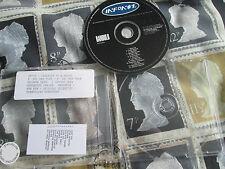 Bandulu – Antimatters  Infonet – INF 6 CDP  UK Promo CD Album