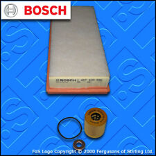 SERVICE KIT for CITROEN C5 2.0 HDI DW10C BOSCH OIL AIR FILTERS (2009-2015)